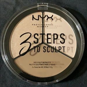 NYX sculpting palette